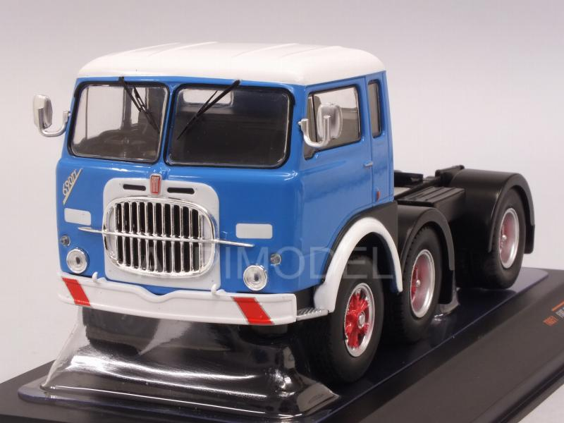 Fiat 690 T1 1961 (Blue/White) by ixo-models
