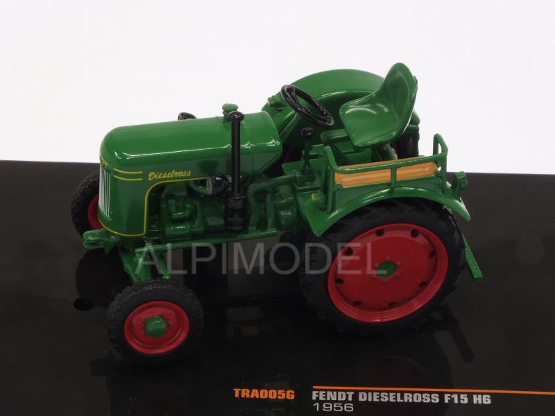 ixo models tra005g fendt dieselross f15h6 tractor 1956 1 43. Black Bedroom Furniture Sets. Home Design Ideas