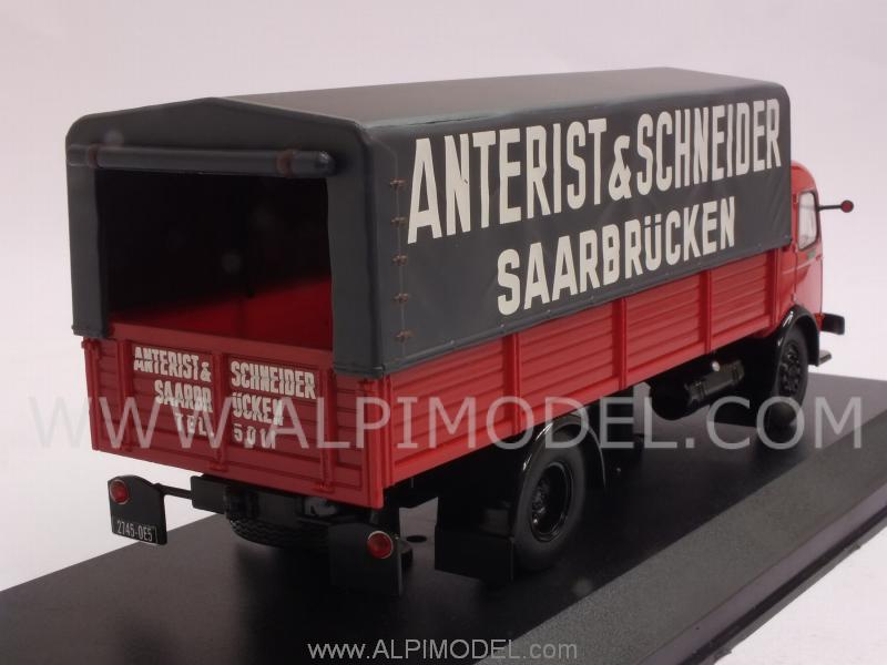 Panhard Movic 1952  Anterist & Schneider Saarbrucken - ixo-models