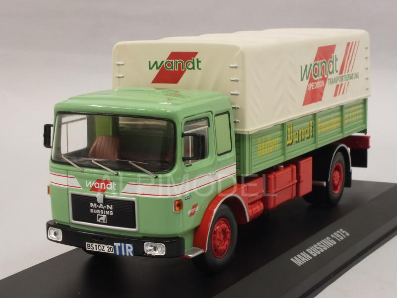 MAN Bussing Wandt truck 1975 by ixo-models