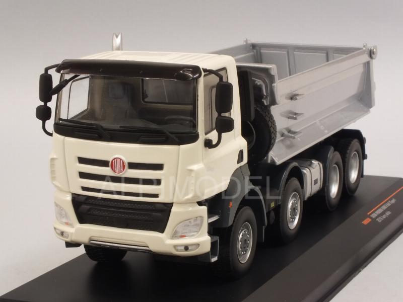IXO 1//43 Tatra Phoenix Euro 6 8X8 Tiper 2016 TRU035B-ST Toys Diecast Models