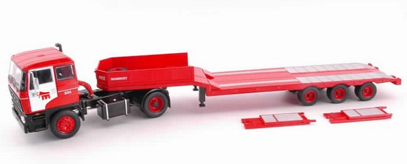 DAF 2800 Mammoet with Low Boy Trailer by ixo-models