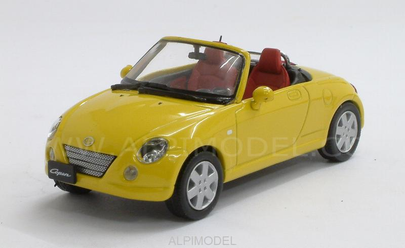 Daihatsu Copen (Yellow) by j-collection