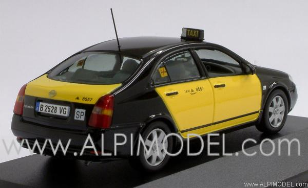 J-COLLECTION JC064 Nissan Primera Taxi Barcelona 1/43