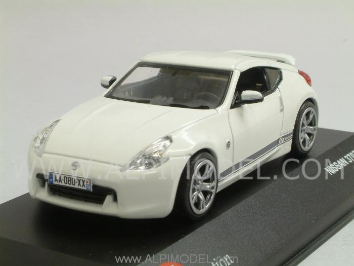 J Collection Jc156 Nissan 370z 2011 Gt Edition White 143