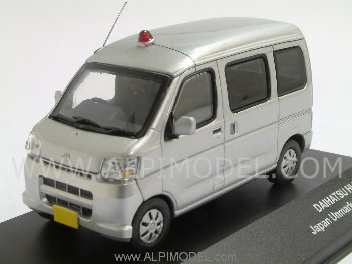 Daihatsu Hijet 2009 Japan Unmarked Police Car by j-collection