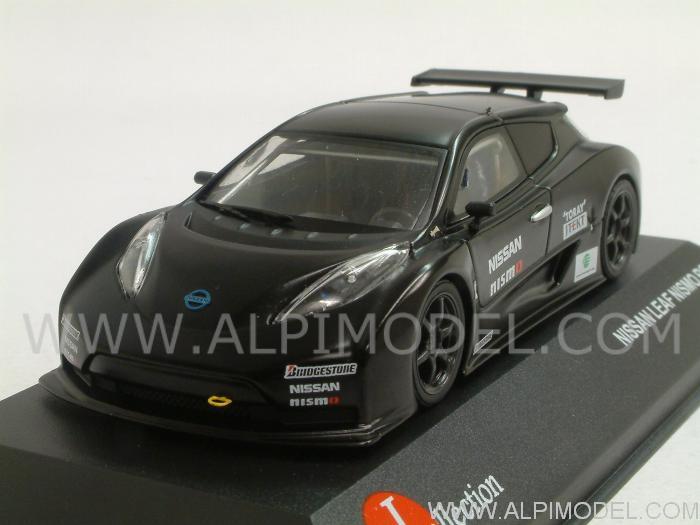Nissan Leaf Nismo Rc 2011 Black 1:43 Model J-COLLECTION