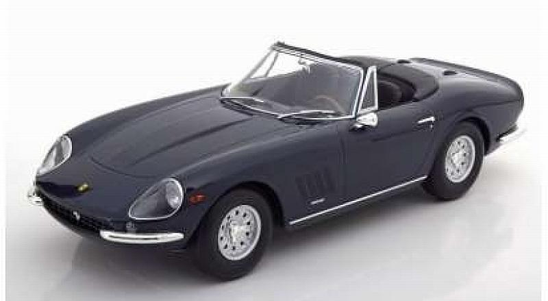 Ferrari 275 GTS/4 NART Spyder 1967 (Dark Blue) by kk-scale-models