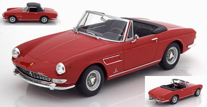 Ferrari 275 GTS/4 Pininfarina Spyder 1964 (Red) by kk-scale-models