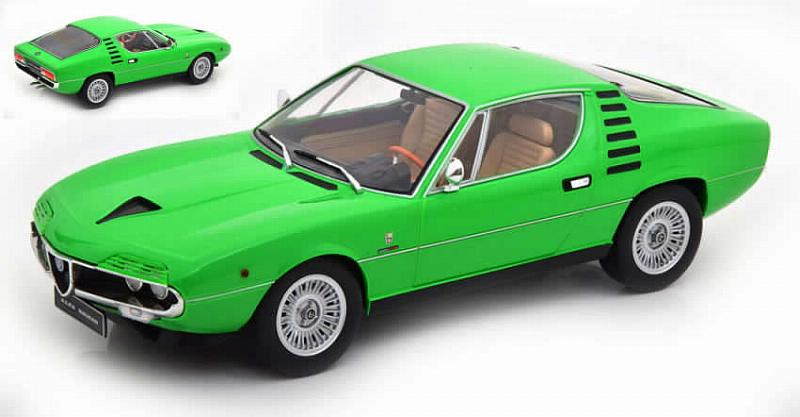 Alfa Romeo Montreal 1970 (Green) by kk-scale-models