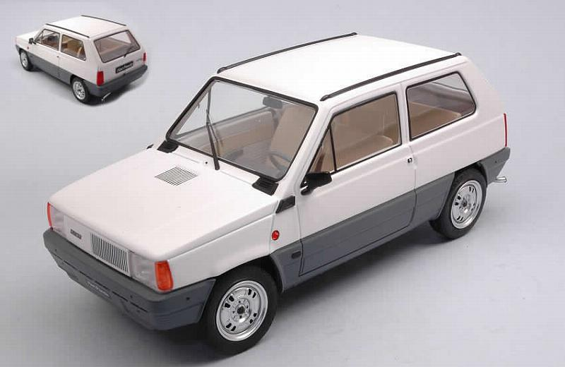 Fiat Panda 45 Mk1 1980 (White) by kk-scale-models