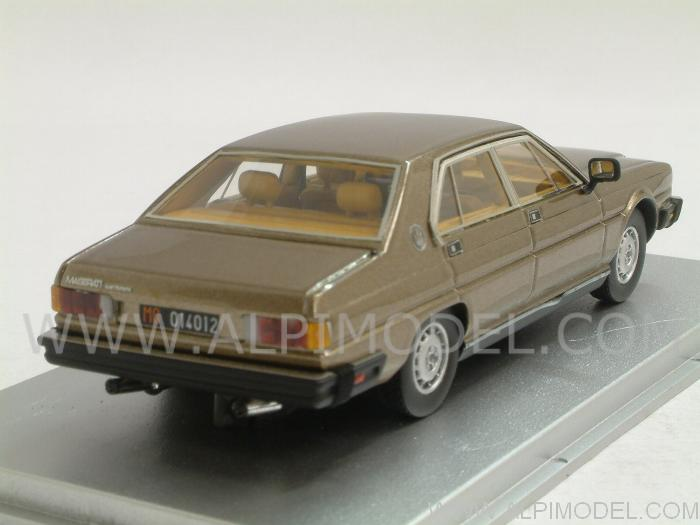 Maserati Quattroporte 4.9 1983 (Marrone Colorado Metallic) - kess