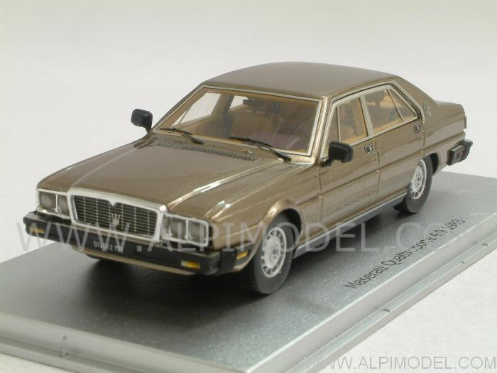 Maserati Quattroporte 4.9 1983 (Marrone Colorado Metallic) by kess