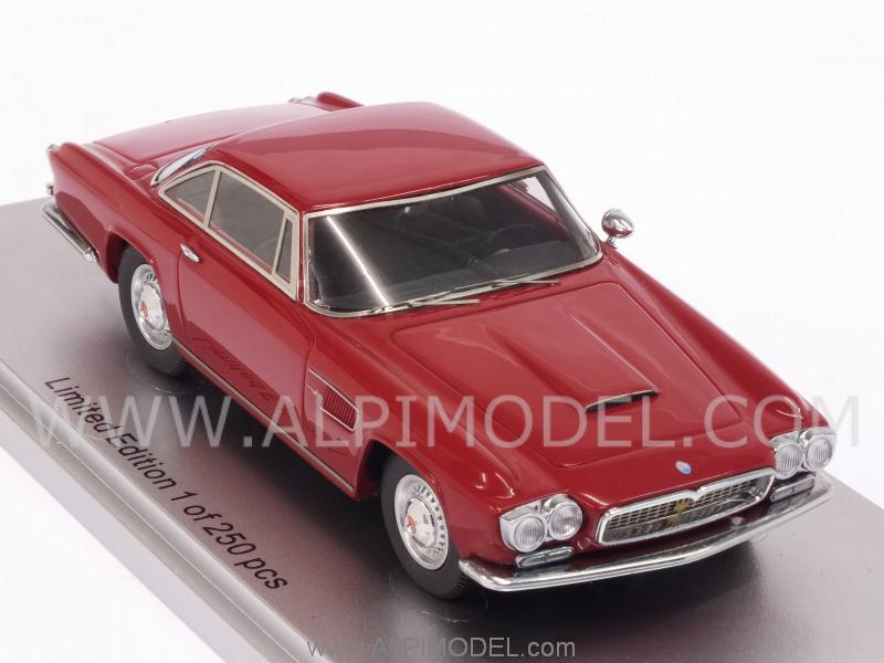 Maserati 3500 GT Coupe Frua 1961 (Red) - kess