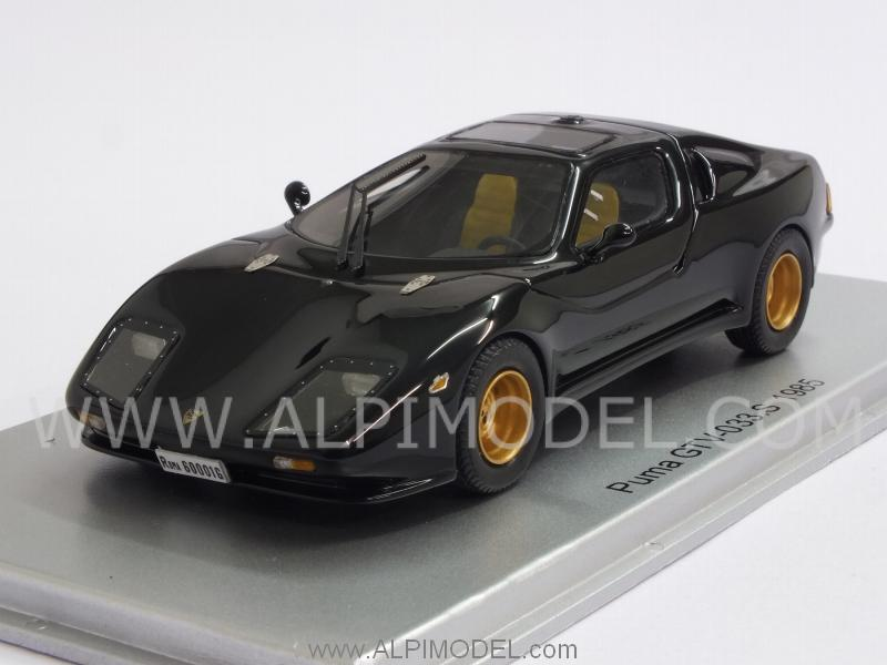 Puma GTV 033.S (Alfa Romeo engine) 1985 (Black) by kess