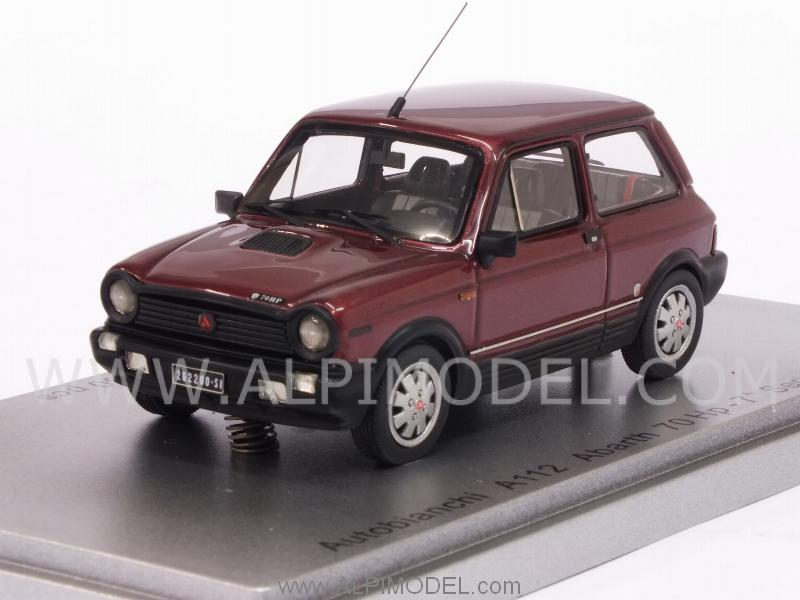Autobianchi A112 Abarth 70HP 7a Serie 1984 (Ardenza Metallic) by kess