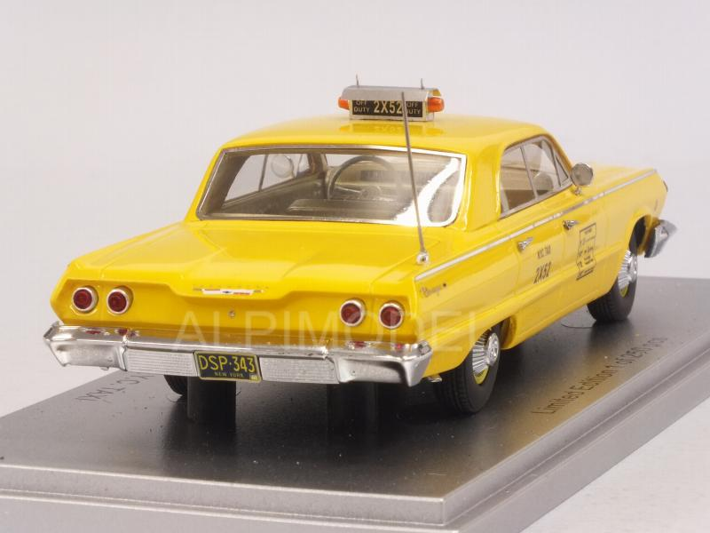 Chevrolet Biscayne 1963 Taxi NY - kess