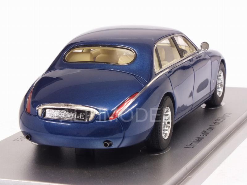 Kess Ke43047010 Aston Martin Lagonda Vignale 4 Door 1993 Metallic Blue 1 43