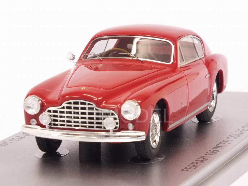 Ferrari 195 Inter Ghia Coupe 1950 (Red) by kess