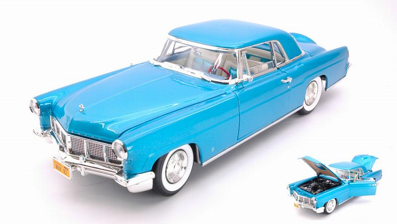 Lincoln Continental Mark Ii 1956 Blue by lucky-die-cast