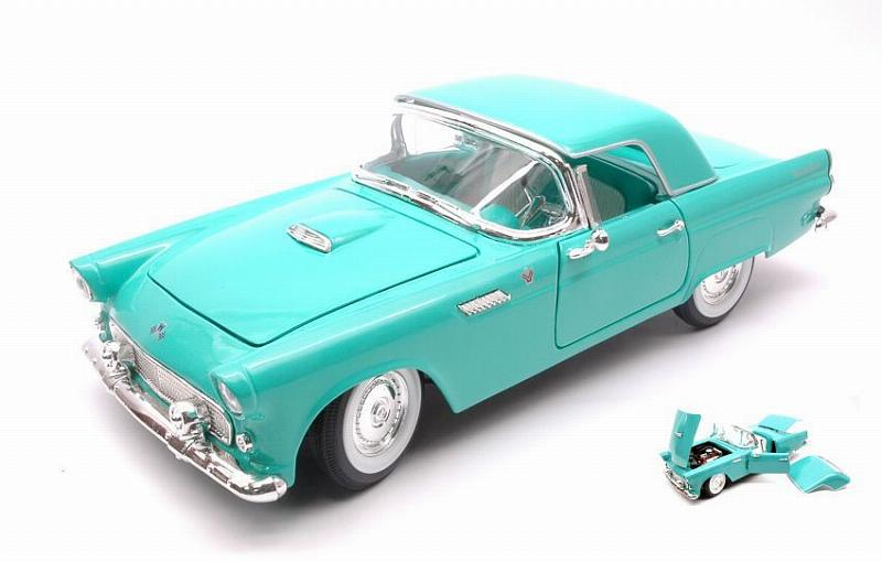 Ford Thunderbird 1955 Turquoise by lucky-die-cast