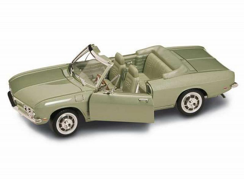 Chevrolet Corvair Monza Cabrio 1969 Metallic Green by lucky-die-cast