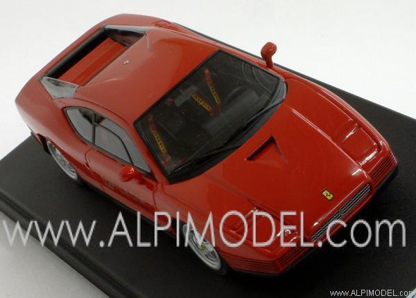 looksmart ferrari ppg pace car 1987 1 43 scale model. Black Bedroom Furniture Sets. Home Design Ideas