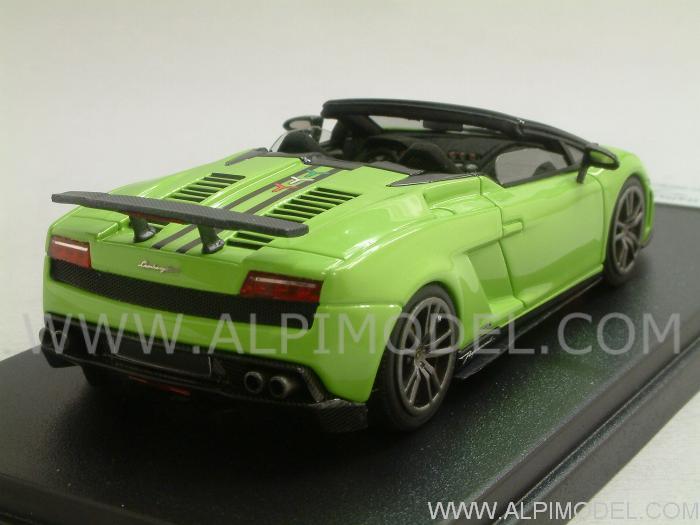 Looksmart Lamborghini Gallardo Lp570 4 Spyder Performante