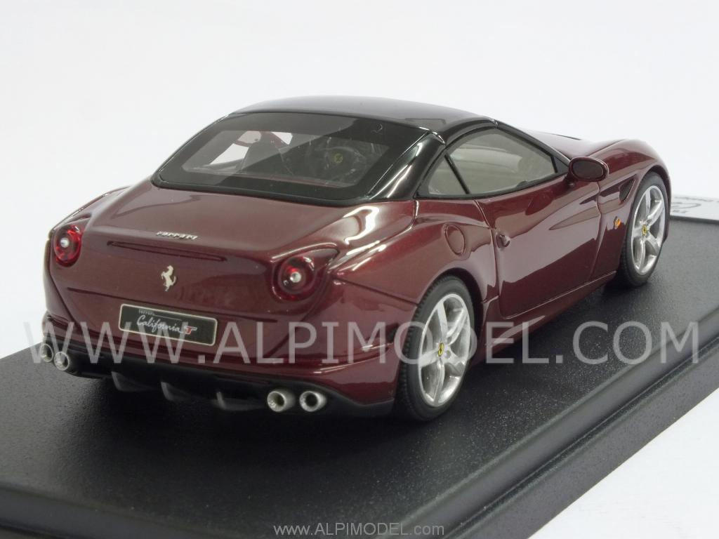 Ferrari California T closed 2014  (Rosso California/Nero Stellato) - looksmart