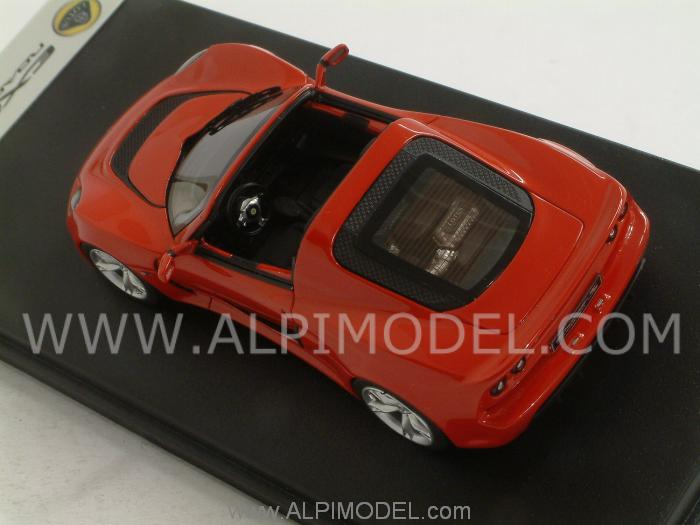 Lotus Exige S Roadster (Ardent Red) Limited Edition 59pcs. - looksmart