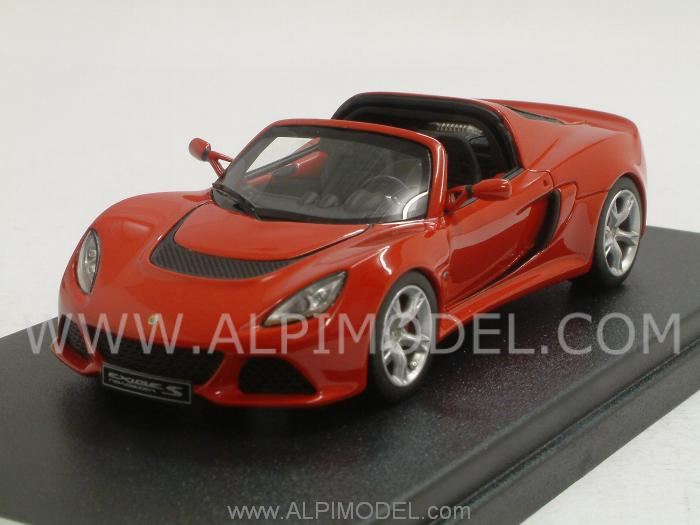 Lotus Exige S Roadster (Ardent Red) Limited Edition 59pcs. by looksmart