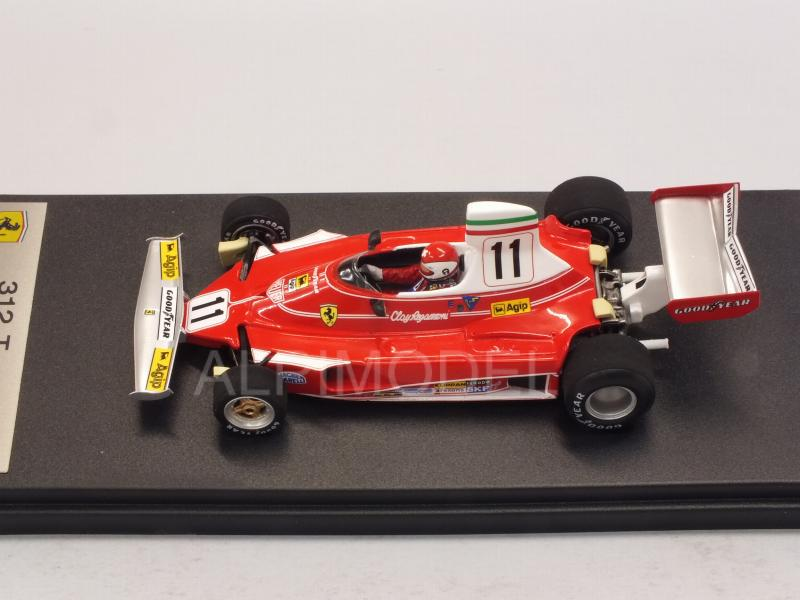 Ferrari 312T #11 Winner GP Italy 1975  Clay Regazzoni - looksmart