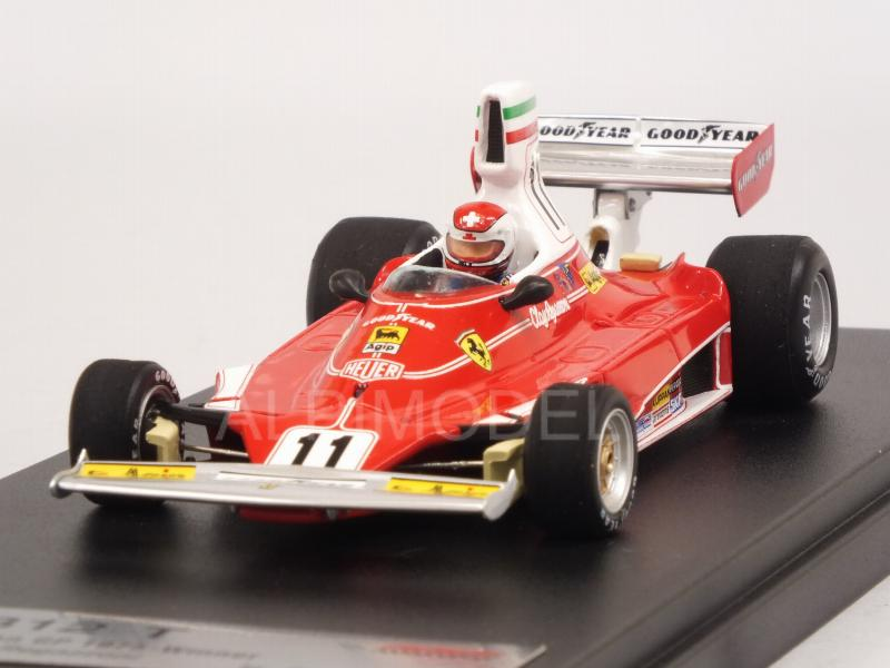 Ferrari 312T #11 Winner GP Italy 1975  Clay Regazzoni by looksmart