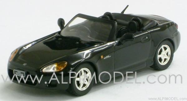Honda S2000 S 2000 Cabrio Roadster Silber Silver 1//43 Maxi Car Modell Auto Model
