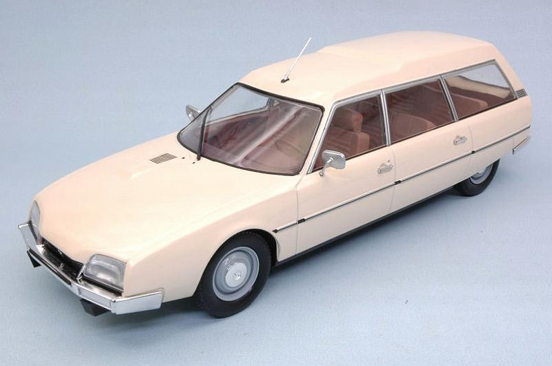 Citroen CX 2200 Super Break Series 1 1976 Light Beige by mcg