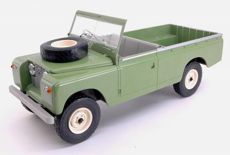 Land Rover 109 PickUp Serie II Olive Green by mcg