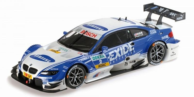 BMW M3 DTM 2012 Joey Hand by minichamps