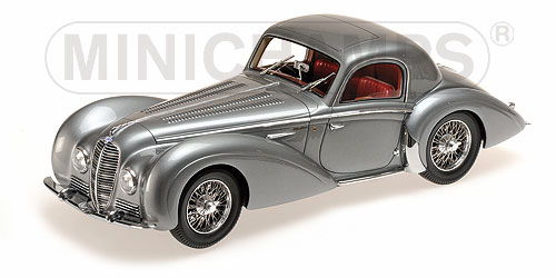 Delahaye Type 145 V-12 Coupe� 1937 by minichamps