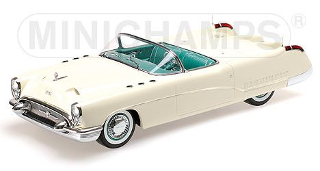 Buick Wildcat 1   1953 by minichamps