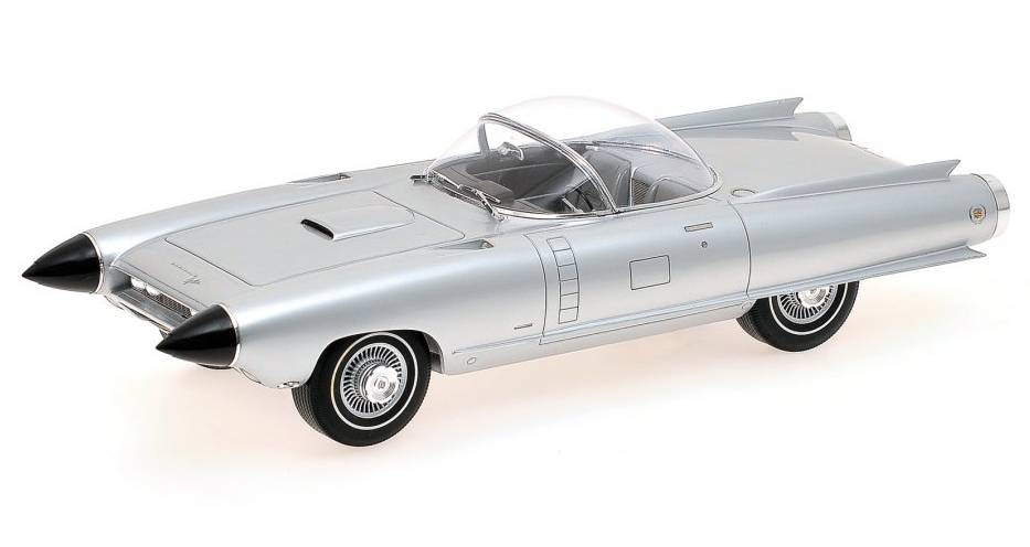 Cadillac Cyclone XP 74 Concept 1959 (resin) by minichamps