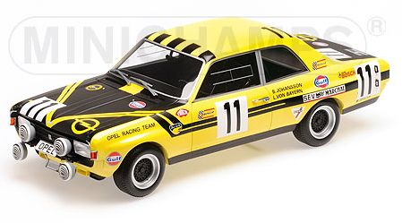 Opel Commodore A Steinmetz 24h Spa 1970  Von Bayern - Johansson by minichamps