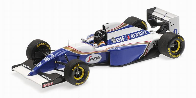 Williams FW16 Renault GP Brasil 1994 Damon Hill by minichamps