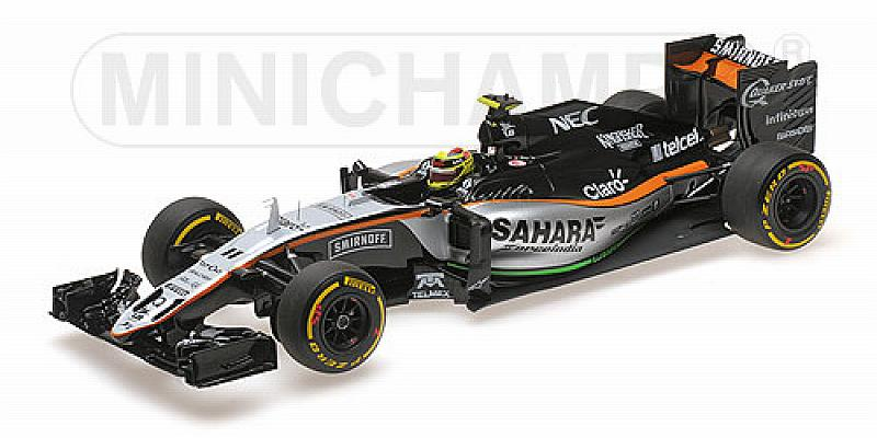 Force India Vjm09 Sergio Perez 2016 by minichamps