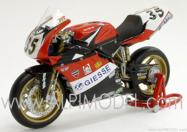 Ducati 998RS Superbike 2003 Nelo Russo by minichamps