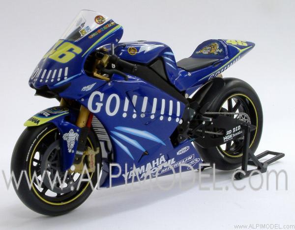Minichamps 122043046 Yamaha Yzr M1 World Champion Motogp 2004