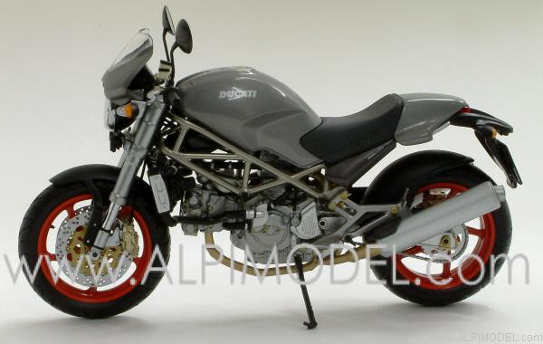 Ducati Monster S4 Anthracite - minichamps
