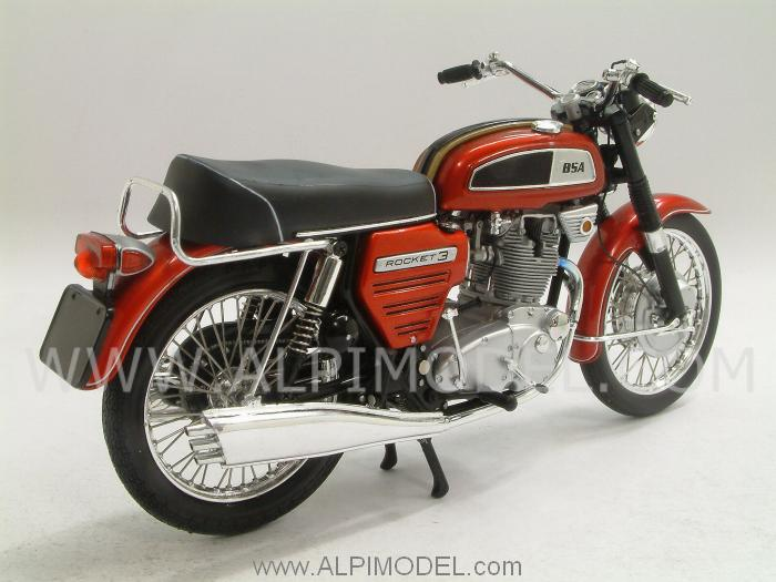 BSA Rocket III 1968 Red - minichamps