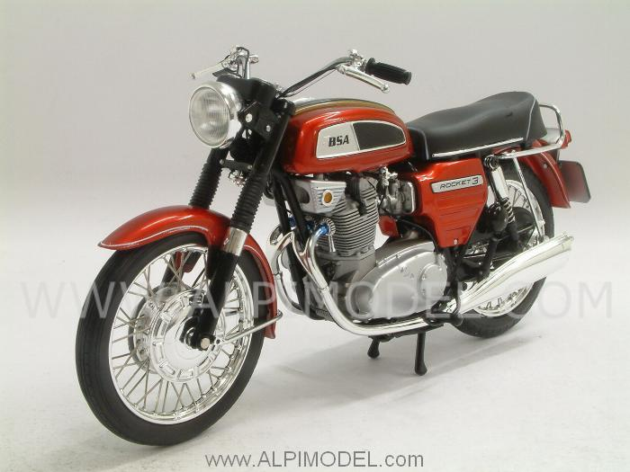 BSA Rocket III 1968 Red by minichamps