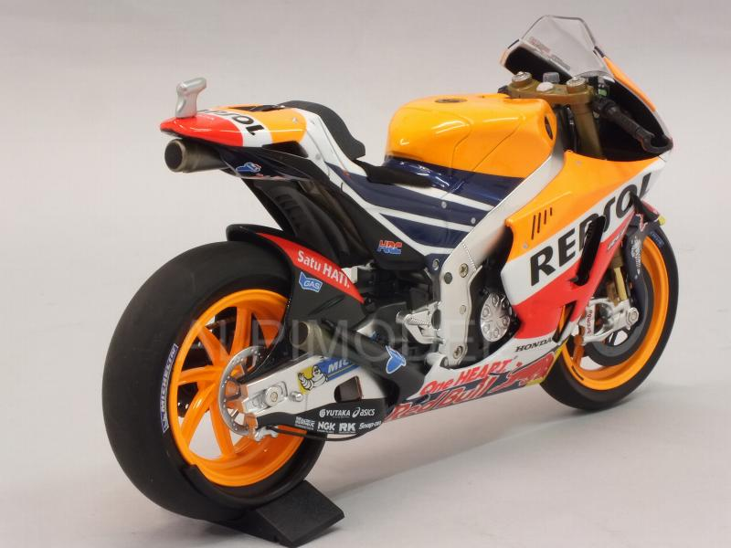 Honda RC213V Team Repsol #93 World Champion MotoGP 2016 Marc Marquez - minichamps