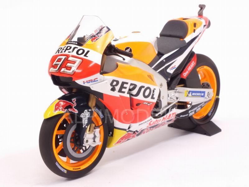 Honda rc213v franco Morbidelli motogp temporada 2018 Marc VDS 1:12 Minichamps nuevo